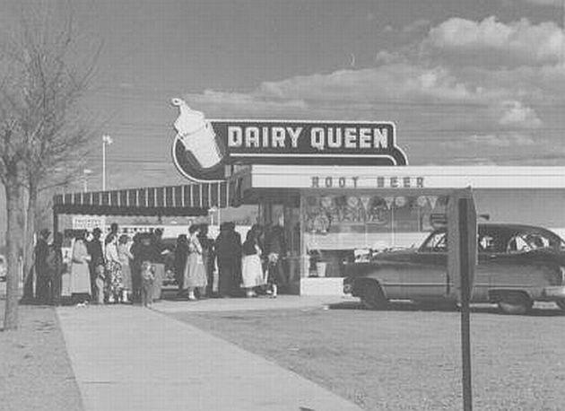 History Of Dairy Queen